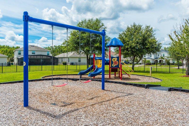 Crystal Cove Resort Children Playground with Swing