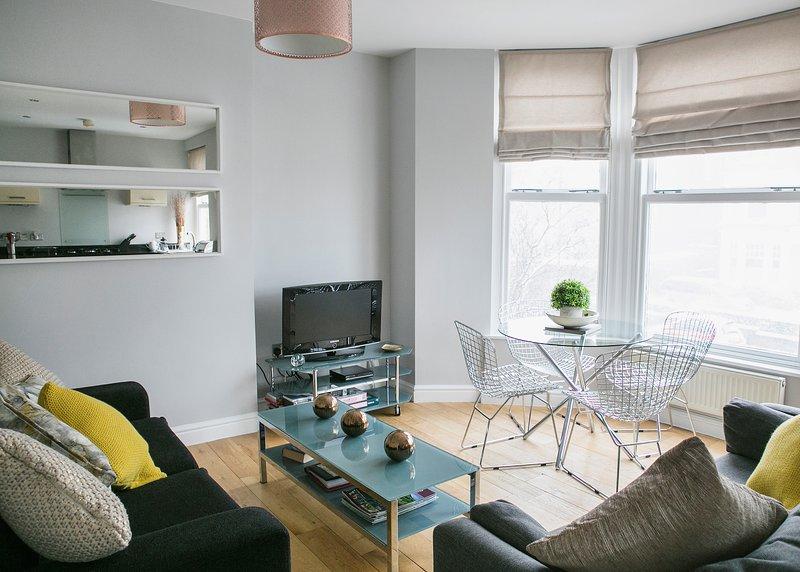 The Green House classic 2 bedroom apartment, location de vacances à Bishop Thornton