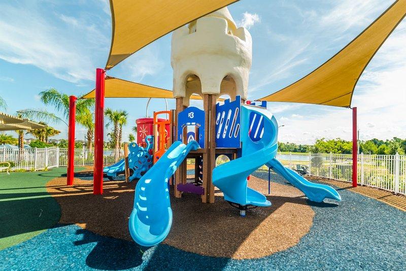 Solara Resort Kinderspeelplaats