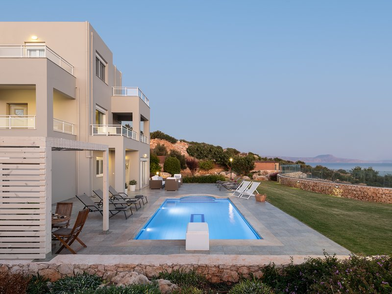 Villa Anemolia, einzigartiger Meerblick!
