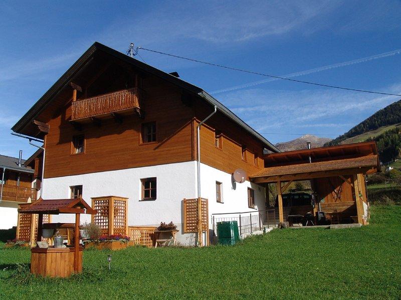 Modern Chalet in Großkirchheim near Ski Area, location de vacances à Stall