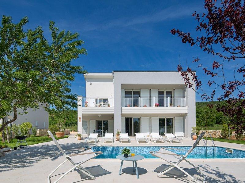 Exqusite Villa in Stanišovi with Swimming Pool, holiday rental in Viskovici