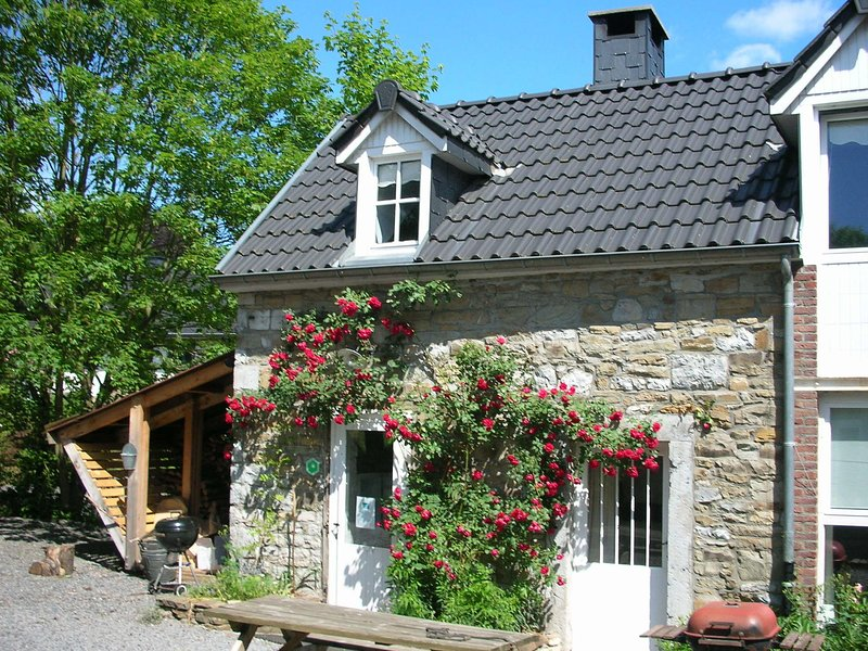 A small romantic cottage with a magnificent open fire., vacation rental in Hamoir