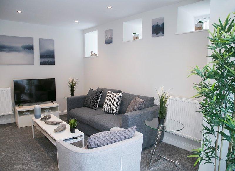East Parade deluxe 1 bedroom apartments, Ferienwohnung in Harrogate