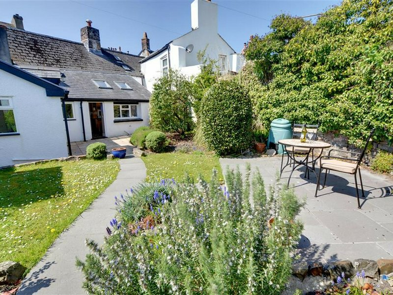 Cosy holiday home with an enclosed garden and terrace in the heart of Torrington, vacation rental in Great Torrington