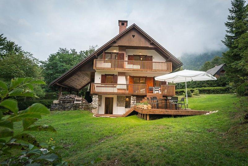 Chalet Savica, holiday rental in Ribcev Laz