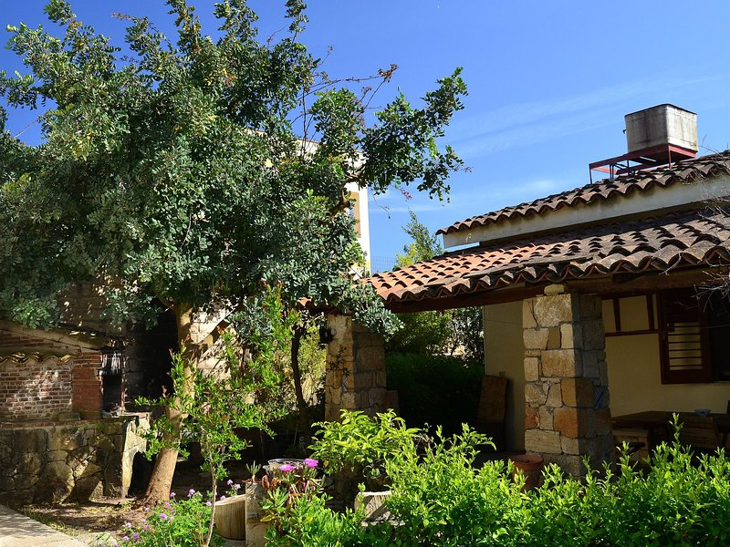 Roofed Holiday Home in Sicily with private terrace, alquiler vacacional en Lido di Noto