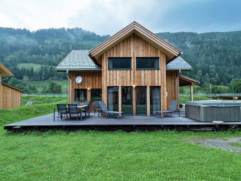 Luxurious Chalet in Murau with Sauna, holiday rental in Sankt Georgen ob Murau