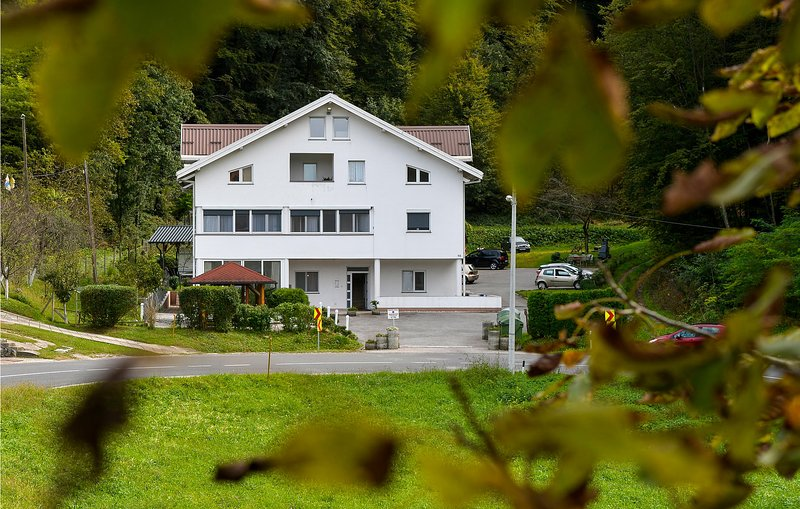 Stunning home in Krapinske Toplice with WiFi and 1 Bedrooms (CCC026), holiday rental in Bedekovcina