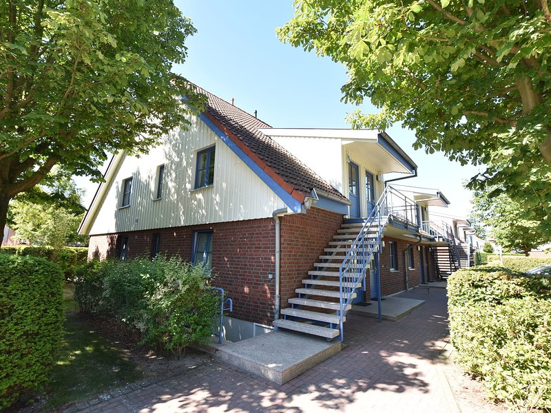 Charming Apartment in Boltenhagen with Terrace, alquiler de vacaciones en Boltenhagen