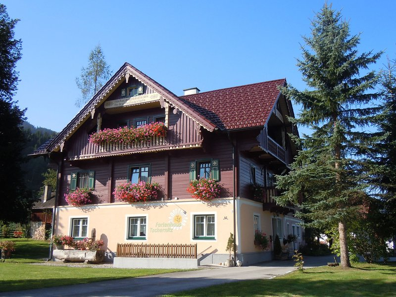 Beautiful Mansion near Ski Area in Pruggern, vacation rental in Aich