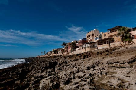 Taghazout Anchor Point 3, Ferienwohnung in Imi Ouaddar