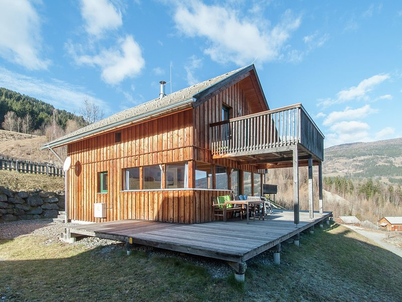 Cosy Chalet in Stadl an der Mur with Valley Views, holiday rental in Stadl-Predlitz