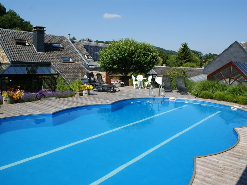 Luxurious, spacious villa with sauna near Spa, holiday rental in Spa