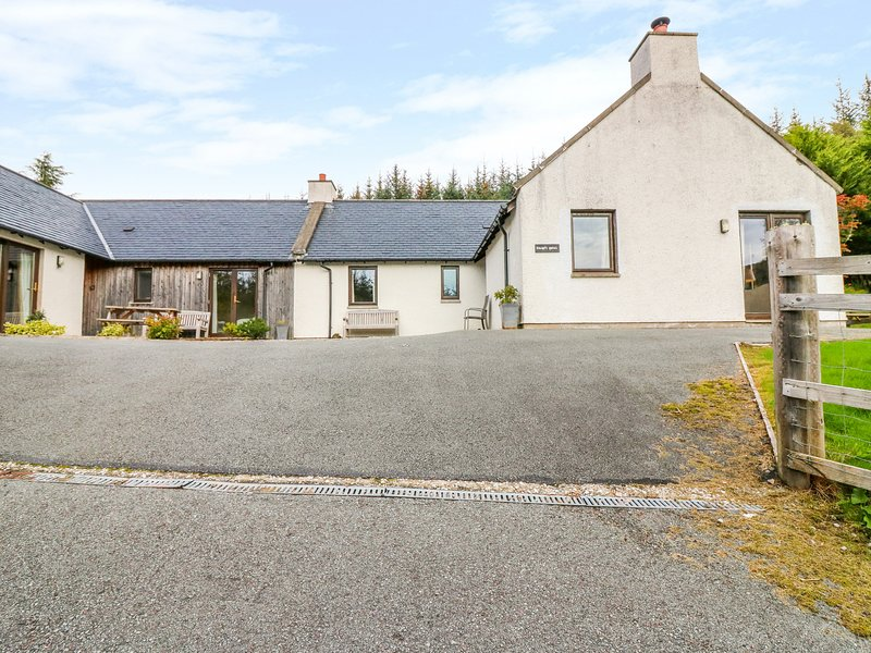 Taigh Geal, Plockton, vacation rental in Drumbuie