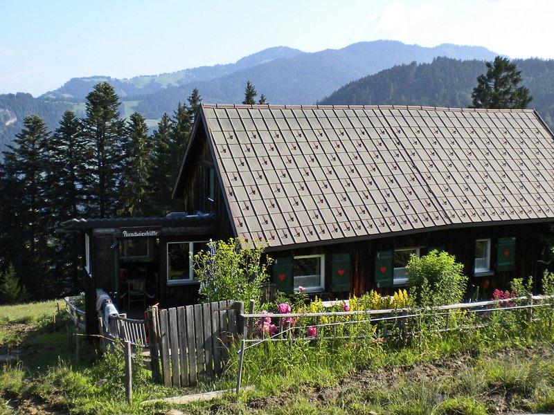 Cozy Holiday Home in Zwischenwasser near Ski Lift, holiday rental in Vorarlberg