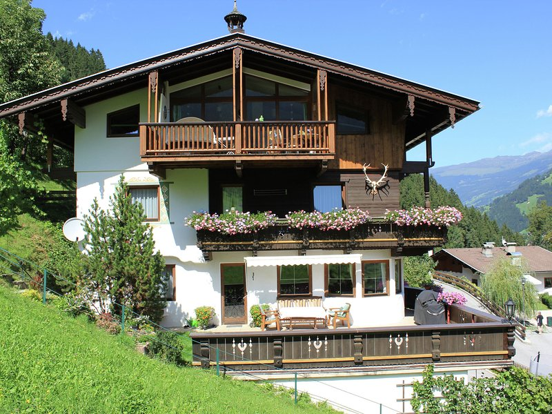 Idyllic Apartment in Schwendau Tyrol with Terrace, vacation rental in Schwendau