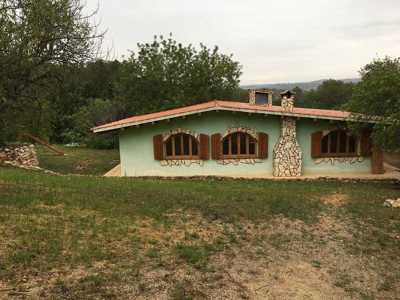 Finca La Xaconera, holiday rental in La Riera de Gaia