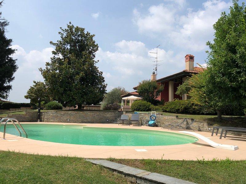 Locus Amoenus, holiday rental in Gattico