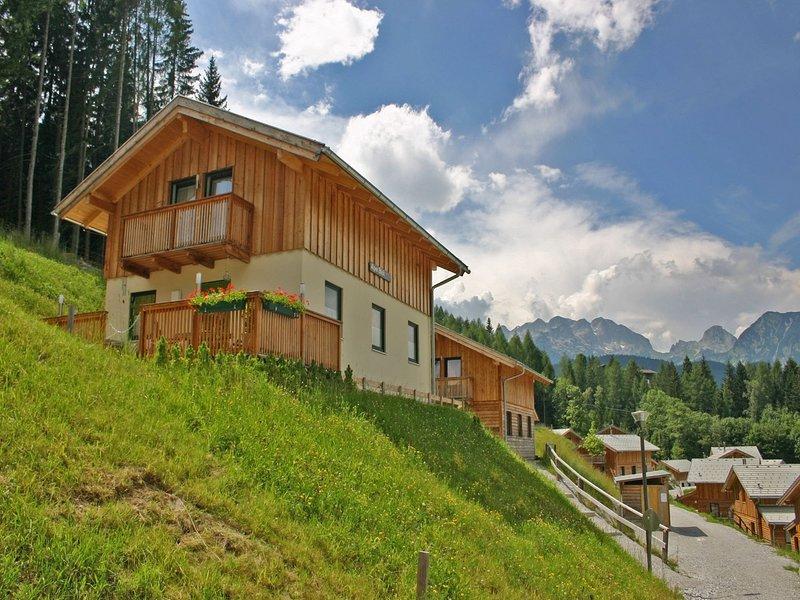 Spacious Chalet in Annaberg-Lungötz with Sauna, alquiler de vacaciones en Russbach am Pass Gschutt