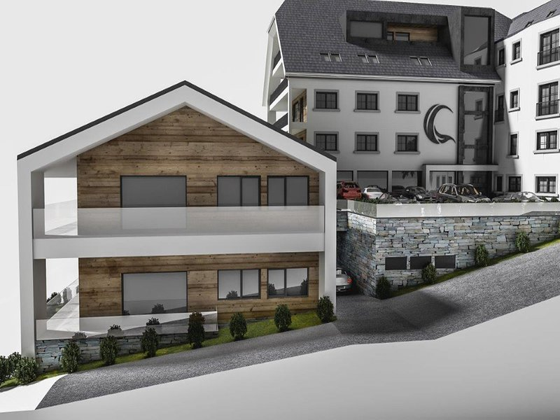 Luxury Apartment with Sauna in Mariapfarr, alquiler de vacaciones en Mariapfarr