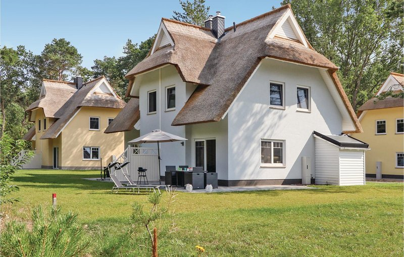 Fischerdorf Zirchow (DMU271), holiday rental in Zirchow
