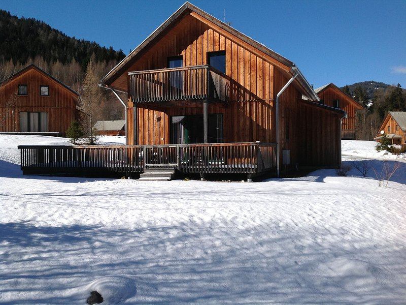 Stunning Chalet with amazing view and sauna, holiday rental in Stadl-Predlitz