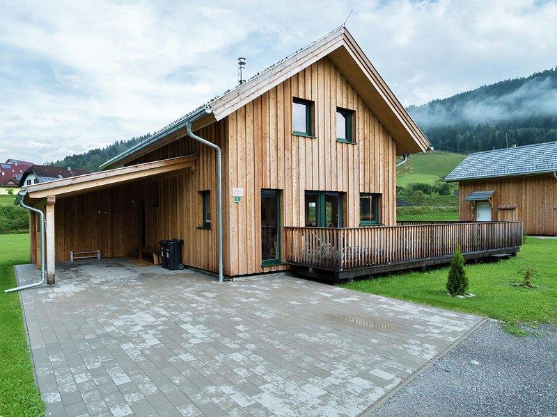 Luxurious Chalet near Ski Area in Murau, holiday rental in Sankt Georgen ob Murau