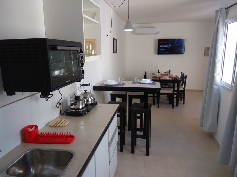 Center Apart Mendoza - Dpto 201, holiday rental in Villa Nueva