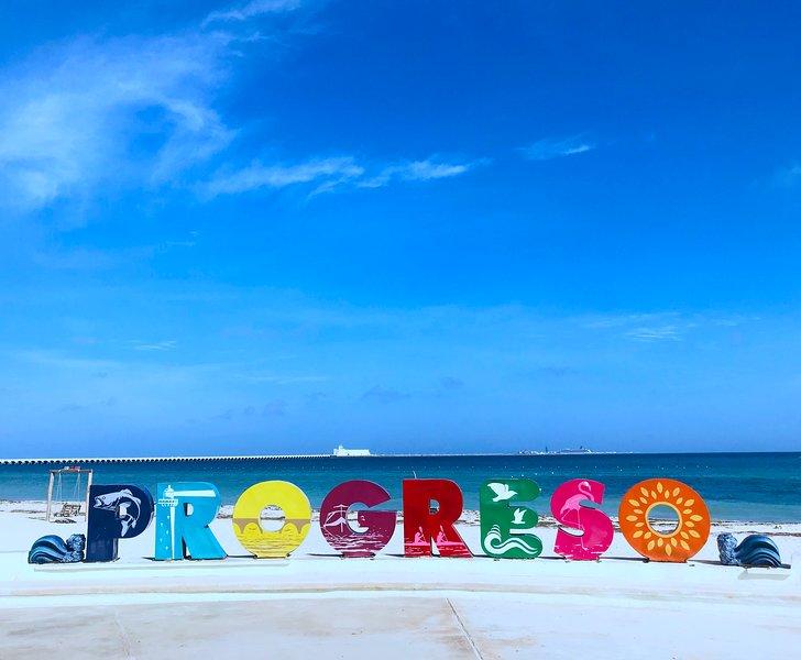 AMA Yucatan - Apartment 2C, location de vacances à Progreso