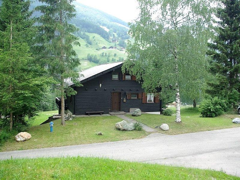 Comfortable Chalet in a Ski Area in Großkirchheim, location de vacances à Stall