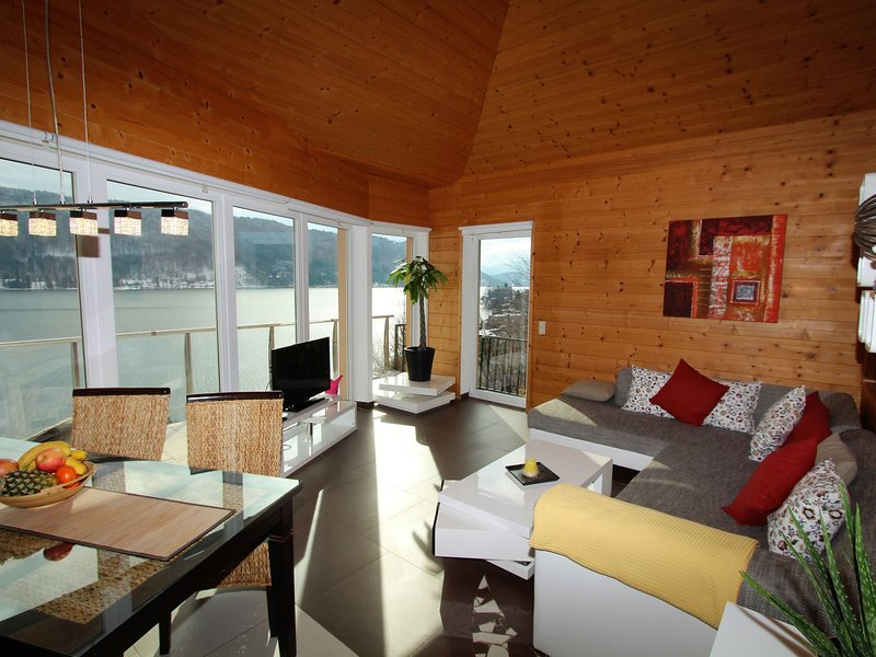 Modern Apartment in Carinthia near the Lake, vacation rental in St. Andra