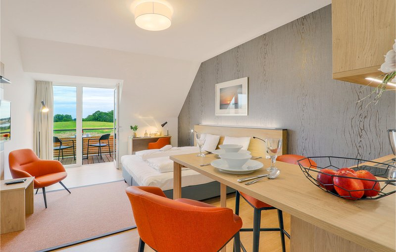 Nice apartment in Puttbus/Rügen with WiFi (DMR513), casa vacanza a Lauterbach