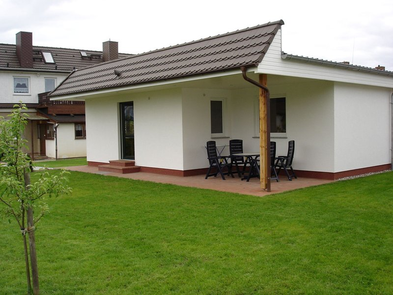 Exclusive Bungalow in Rerik Germany with Terrace, holiday rental in Ostseebad Rerik