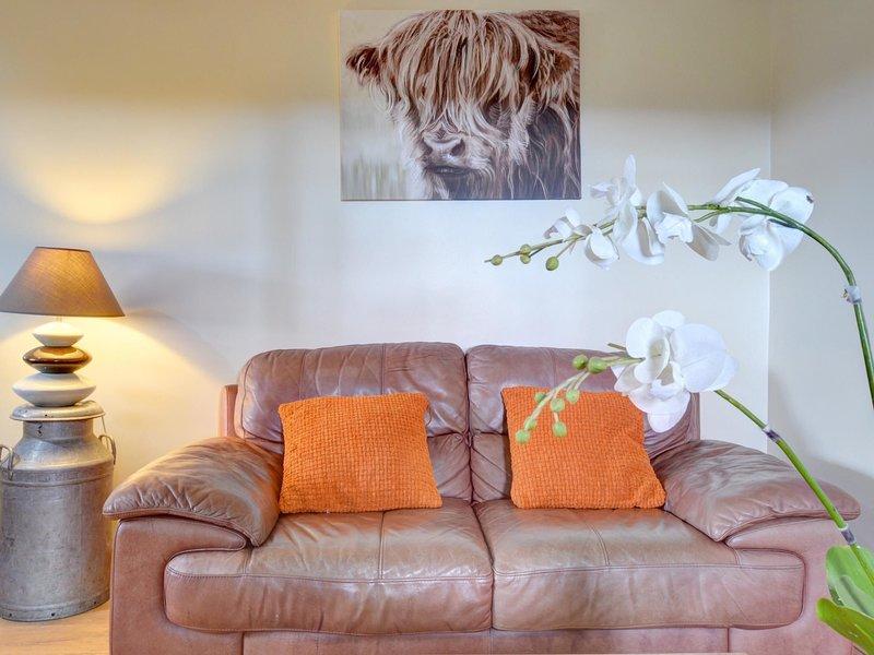 Comfortable holiday home with magnificent view of the Snowdonia mountain, aluguéis de temporada em Seion