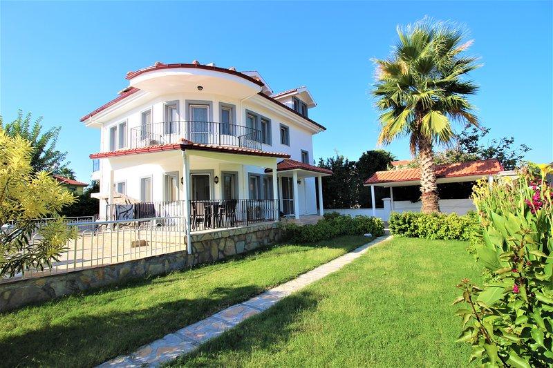 Villa Capitano; Holiday rentals in Dalyan, holiday rental in Ortaca