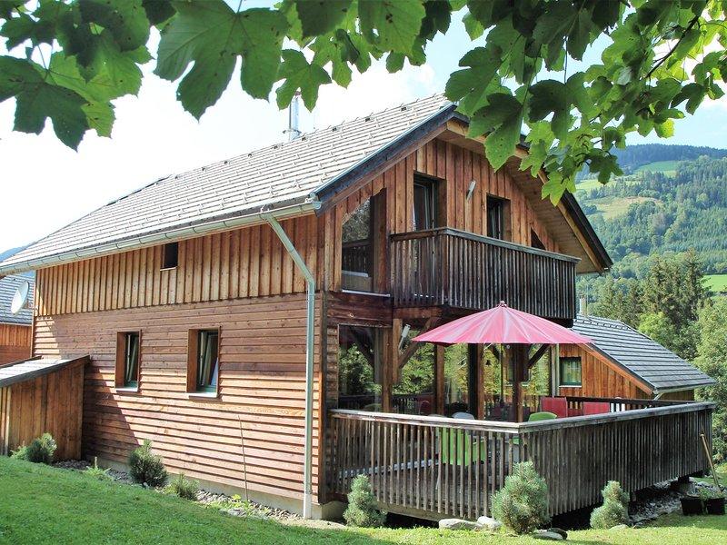 Wooden Chalet in Styria near Kreischberg Ski Area, holiday rental in St. Lambrecht