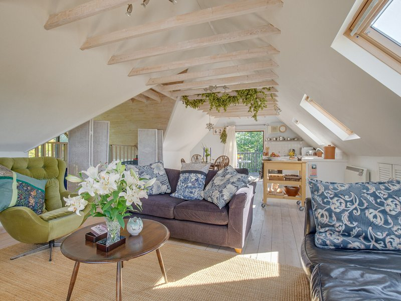 Rustic Holiday Home in Goudhurst Kent with Private Parking, holiday rental in Goudhurst