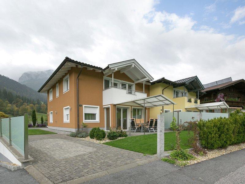 Modern Holiday Home with Sauna in Itter, aluguéis de temporada em Soll