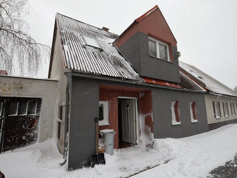 Cozy Holiday Home near Forest in Medenec, vacation rental in Loucna pod Klinovcem