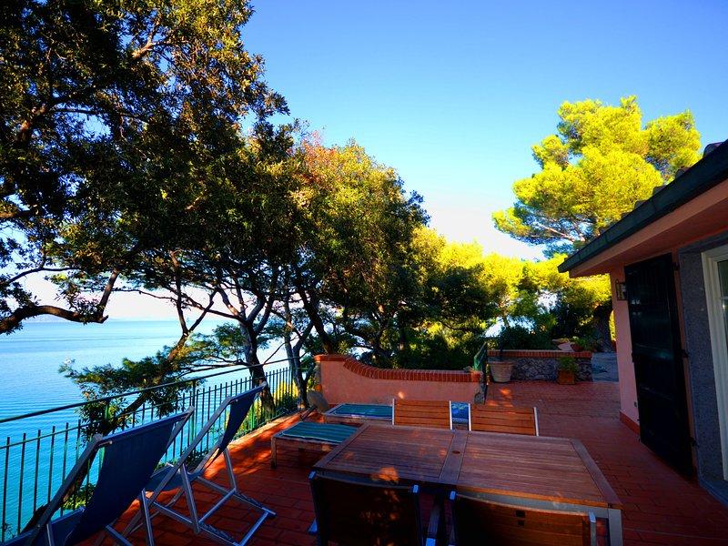 Cozy Holiday Home in Monte Argentario with Private Garden, aluguéis de temporada em Porto Santo Stefano
