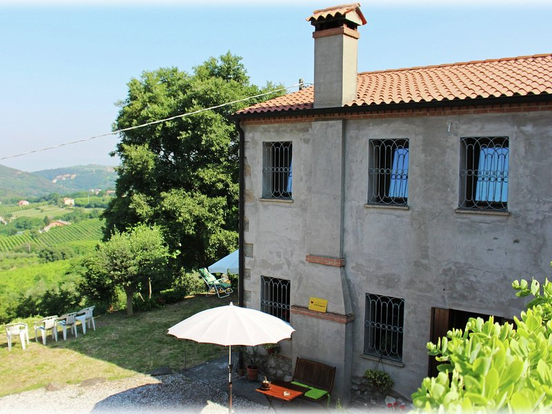 A quaint cottage for 4 in Cinto Euganeo, Northern Italy, vacation rental in Valsanzibio
