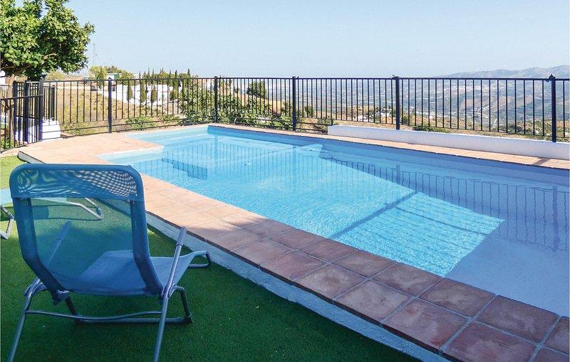 Stunning home in Vélez Málaga with Outdoor swimming pool, Outdoor swimming poo, alquiler vacacional en Viñuela
