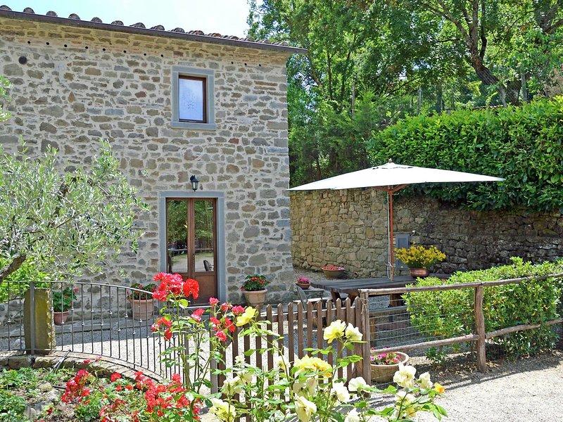 12 Person Holiday Home in Cortona with Private Swimming Pool, location de vacances à Col di Morro