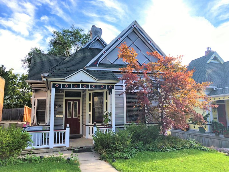 Avenues Victorian, casa vacanza a West Bountiful