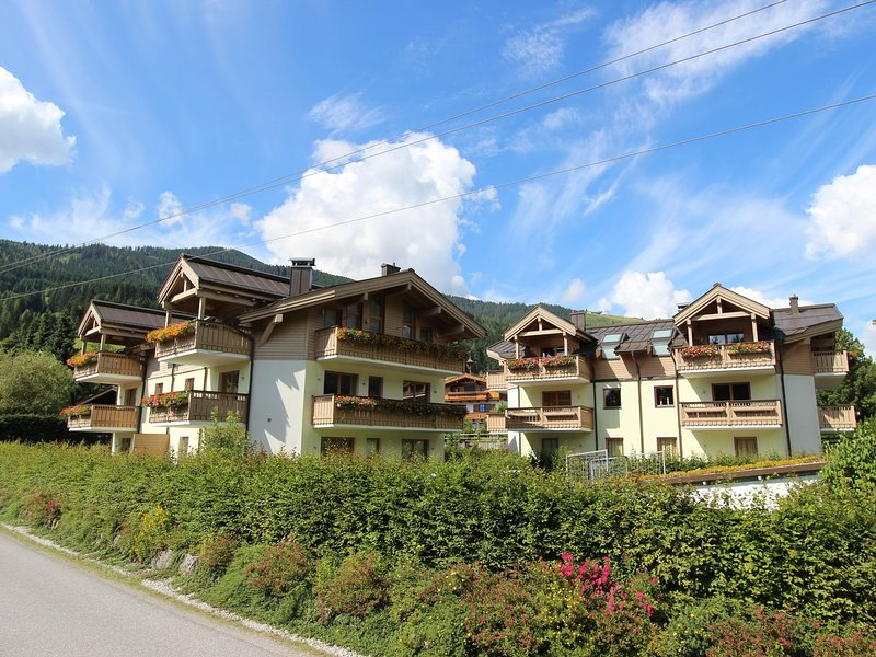 Contemporary Apartment in Leogang near Ski Area, holiday rental in Leogang