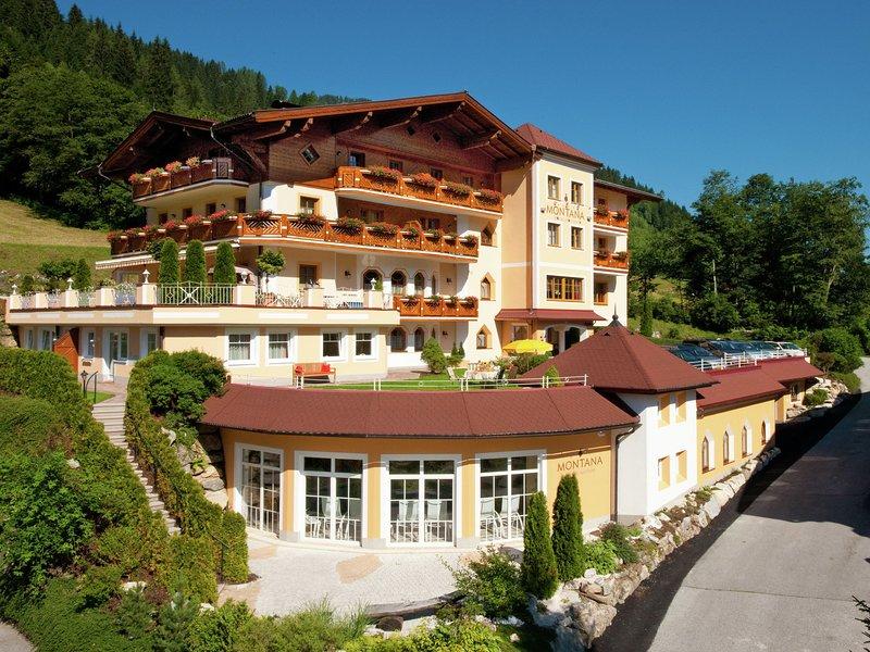 Luxury Apartment in Kleinarl Salzburg with Wellness Centre, holiday rental in Kleinarl