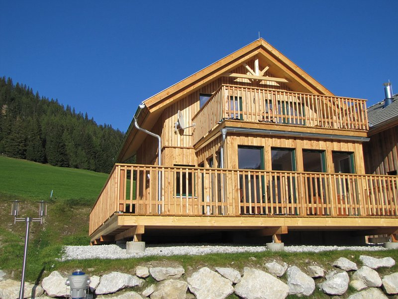 Lovely Chalet in Hohentauern near the Forest, holiday rental in Sankt Gallen