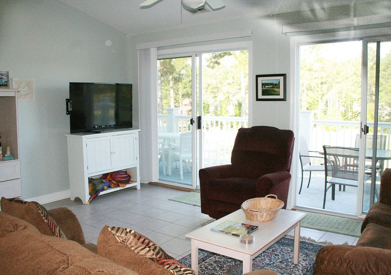 Interior, sala de estar, sala, muebles, pantalla