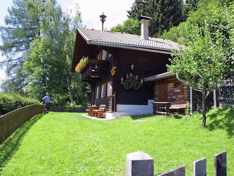 Mountain View Chalet in Gaimberg near Forest, location de vacances à Stall